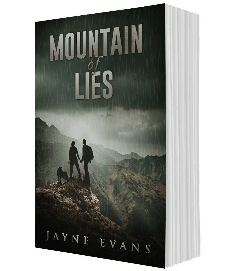 Mountain of Lies by Jayne Evans